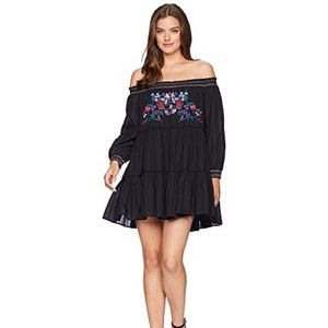 NWT Free People Sunbeams Mini Dress